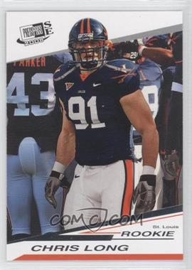 2008 Press Pass SE #2 - Chris Long