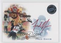 Fred Davis /50