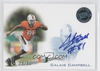 Calais Campbell /50