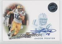 Jacob Hester /50
