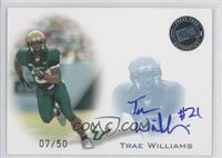 Trae Williams /50