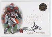 Allen Patrick /99