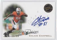 Calais Campbell /99