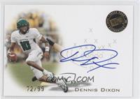 Dennis Dixon /99
