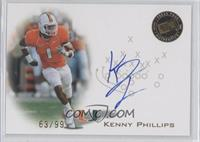 Kenny Phillips /99