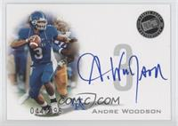 Andre' Woodson /199