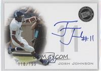 Josh Johnson /199