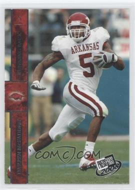 2008 Press Pass #20 - Darren McFadden