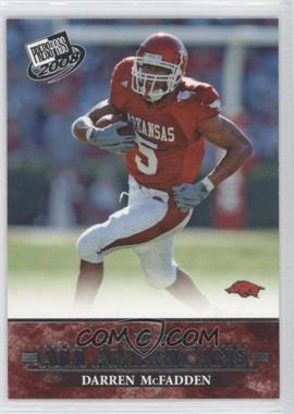 2008 Press Pass #81 - Darren McFadden