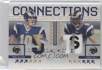 Marc Bulger, Torry Holt /25