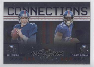 2008 Prestige Connections Foil #C-10 - Eli Manning, Plaxico Burress /100