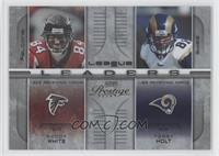 Roddy White, Torry Holt /100
