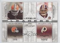 Edgerrin James, Jamal Lewis, Willis McGahee, Clinton Portis