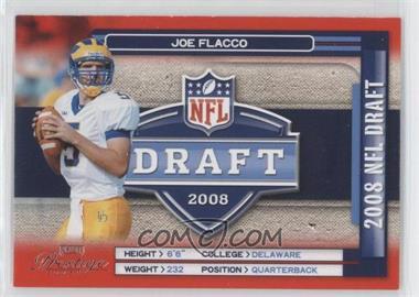 2008 Prestige NFL Draft #NFL-35 - Joe Flacco