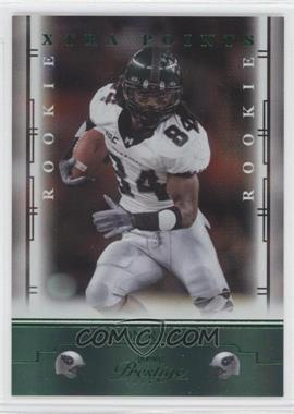 2008 Prestige Xtra Points Green #147 - Jason Rivers /25