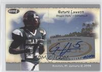 Gerard Lawson /250