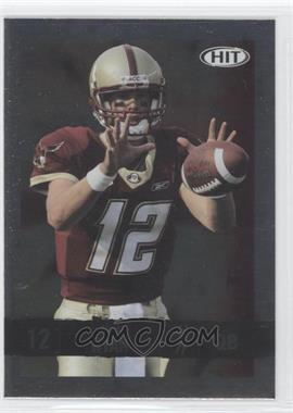 2008 SAGE Hit - [Base] - Silver Foil #12 - Matt Ryan
