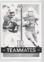 Ray Rice, Brian Leonard /50