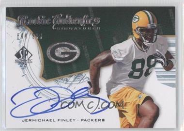 2008 SP Authentic - [Base] #241 - Rookie Authentics Signatures - Jermichael Finley /999
