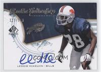 Rookie Authentics Signatures - Leodis McKelvin /399