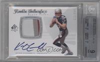 Rookie Authentics Auto Patch - Kevin O'Connell /999 [BGS9]