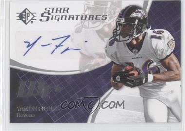 2008 SP Authentic - Star Signatures #SPSS-8 - Yamon Figurs