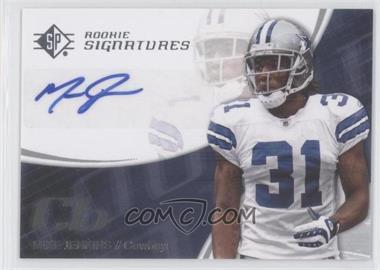 2008 SP Authentic Retail #154 - Mike Jenkins