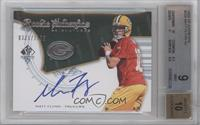 Rookie Authentics Signatures - Matt Flynn /1199 [BGS 9]