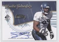 Rookie Authentics Signatures - Lawrence Jackson /399