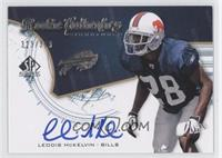 Rookie Authentics Signatures - Leodis McKelvin /399