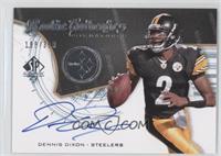 Rookie Authentics Signatures - Dennis Dixon /399
