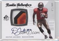 Rookie Authentics Auto Patch - Dexter Jackson /999
