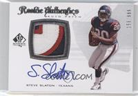 Steve Slaton /999