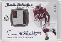 Rookie Authentics Auto Patch - Early Doucet /999