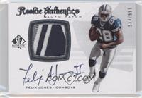 Rookie Authentics Auto Patch - Felix Jones /999