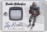 Rookie Authentics Auto Patch - Felix Jones /999