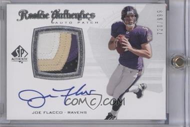 2008 SP Authentic #295 - Joe Flacco /999