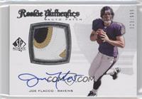 Rookie Authentics Auto Patch - Joe Flacco /999