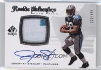 Rookie Authentics Auto Patch - Jonathan Stewart /499