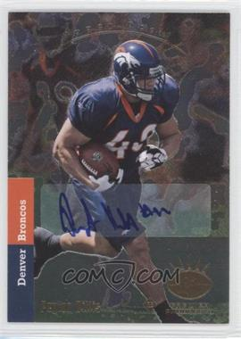 2008 SP Rookie Edition - [Base] - Autograph [Autographed] #178 - Peyton Hillis