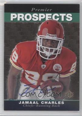 2008 SP Rookie Edition - [Base] - Autograph [Autographed] #273 - Jamaal Charles