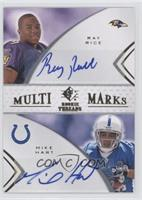 Mike Hart, Ray Rice /299