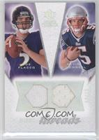 Kevin O'Connell, Joe Flacco /15