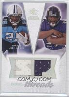 Chris Johnson, Ray Rice /75