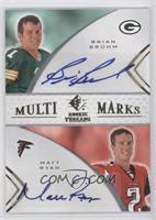 Brian Brohm, Matt Ryan, Green Bay Packers /99