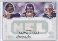 John David Booty, Joe Flacco, Kevin O'Connell /100