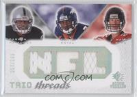 Darren McFadden, Eddie Royal, Matt Ryan /100
