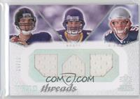 John David Booty, Joe Flacco, Kevin O'Connell /15