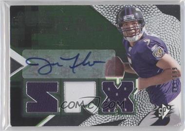 2008 SPx - [Base] - Rookies Green #162 - Joe Flacco /199