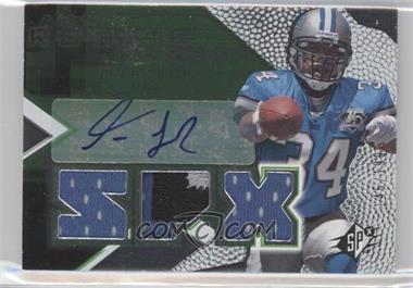 2008 SPx - [Base] - Rookies Green #166 - Kevin Smith
